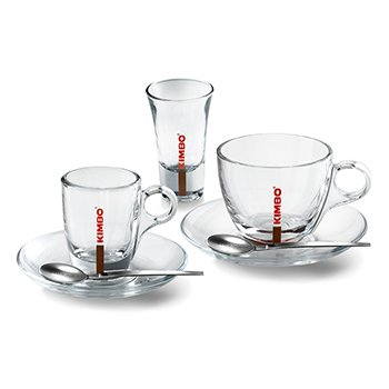 Üveg csészék