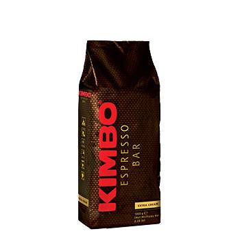 Kimbo Extra Cream szemeskávé
