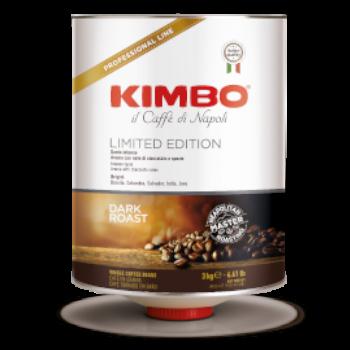 Kimbo Elite Limited Edition szemeskávé