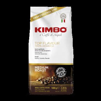 Kimbo Top Flavour 100% Arabica szemeskávé