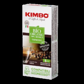 Kimbo Bio Organic 10 capsule