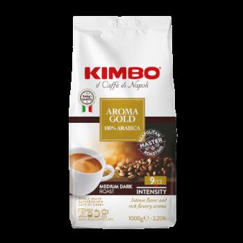 KIMBO AROMA GOLD 1kg csomag