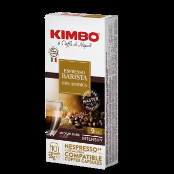 Kimbo NESPRESSO 10 capsule ESPRESSO BARISTA