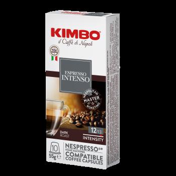 Kimbo NESPRESSO 10 capsule ESPRESSO INTENSO