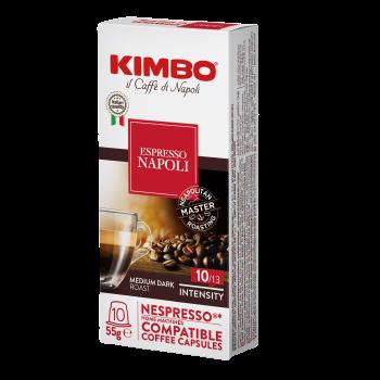 Kimbo NESPRESSO 10 capsule ESPRESSO NAPOLI